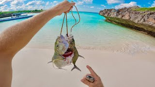 Tropical Island Catch n Cook Fishing