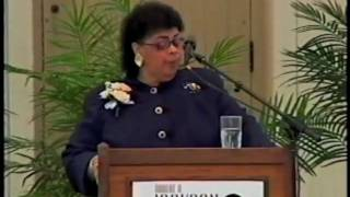 Linda Brown on Brown v. Board April 29. 2004