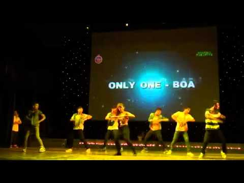 St.319 dance cover Only one [BoA]