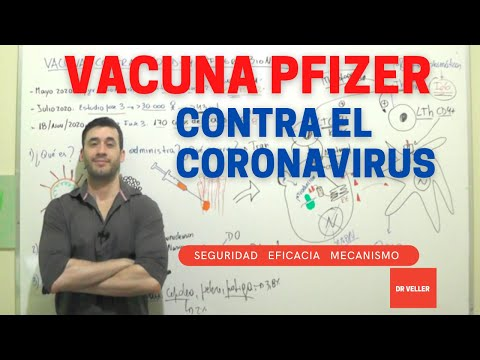 COVID-19 | VACUNA PFIZER RESULTADOS, SEGURIDAD Y RESUMEN
