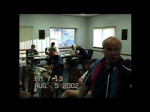 Rouses Point Village Board Meeting  8-5-02