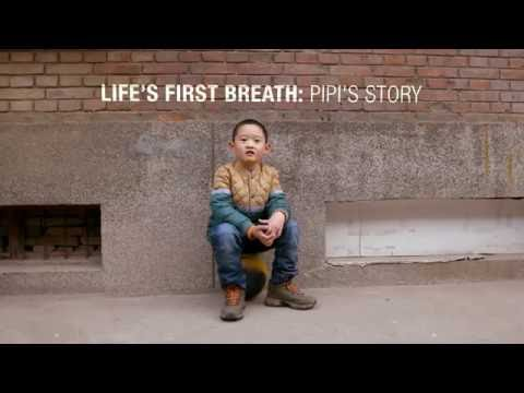 Life's First Breath: Pipi's Story