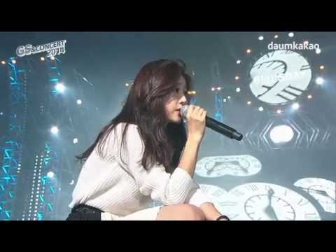 [gs콘] 걸스데이 - 보고싶어 I Miss You 라이브 @GS&Concert 2014 Girl's Day 141122