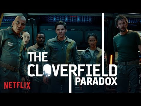 The Cloverfield Paradox'