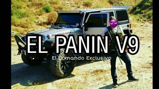 EL PANIN V9 C.D.N(el comando Exclusivo)
