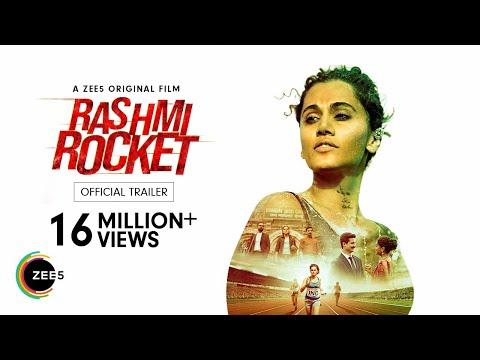 Trailer: Rashmi Rocket – Taapsee Pannu