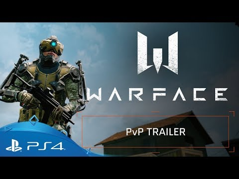 Warface | PvP-trailer | PS4