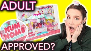 Adult Reviews Children's Num Noms Nail Polish Maker Toy (not for kids)