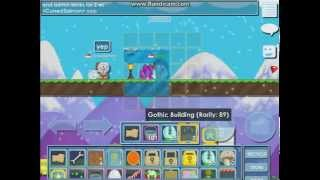 Growtopia | Crystals | Making Crystal Wings! | FT. CursedSalmon