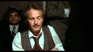 "Classic Poker Scene - The Sting, Paul Newman - ""You won't be able to get a game of jacks"""