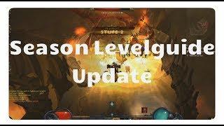 Diablo 3: Season Levelguide Update (Season 12)