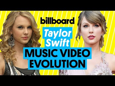 Taylor Swift Music Video Evolution: 'Tim McGraw' to 'Delicate' and 'Babe' | Billboard