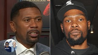 Jalen Rose disagrees with Kevin Durant: The Knicks' brand still has value | Jalen & Jacoby