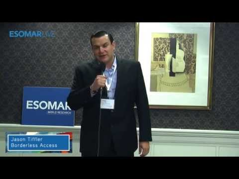 Interview: JasonTiffer at ESOMAR Latin America 2014