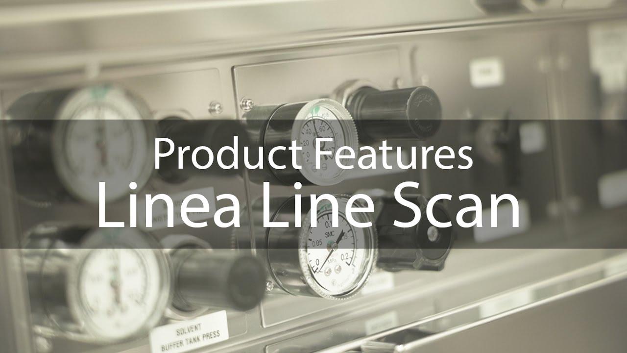 Teledyne DALSA: Linea line scan camera