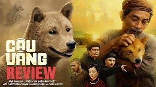 Review phim Cậu Vàng – Cậu khiến tôi buồn lắm đấy nhé