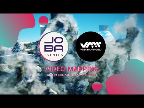 Videomapping - JOBA Eventos by VideoMappingPro