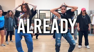 """ALREADY"" by Beyonce 