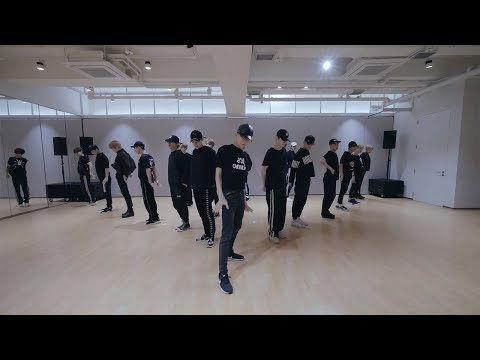 NCT 2018 (엔시티 2018) - Black on Black Dance Practice (Mirrored)