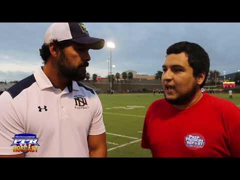 Week 4 Hogcast: Interview with Linebacker Coach Robert Mendez