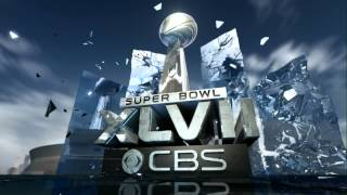 NFL on CBS   2012 Super Bowl   Game Intro
