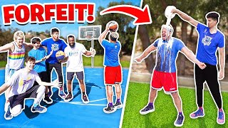 EXTREME 2HYPE NBA BASKETBALL FORFEIT CHALLENGE