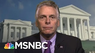 Terry McAulifffe: President Donald Trump Is An Embarrassment To The Country   Hardball   MSNBC