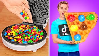 WE TESTED VIRAL TikTok LIFE HACKS || Awesome Hacks And Tricks That Actually Work By 123 GO!