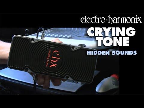 Electro-Harmonix Crying Tone Wah