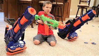 Payback Time Finds New Nerf Gun to Defeat Whiteout