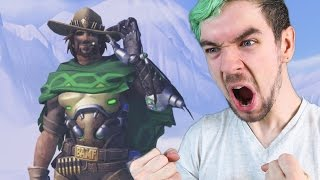 Overwatch - Going ALL the way with Jacksepticeye