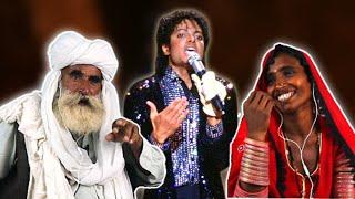 Tribal People React to Michael Jackson Billie Jean Motown 25 Performance
