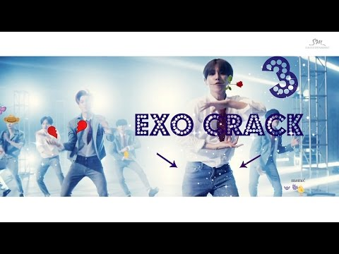 EXO CRACK - Baekhyun's Hips Don't Lie