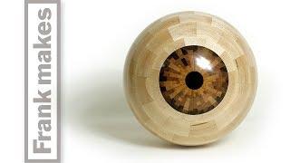 Woodturning the Eye