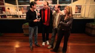 Festival de Gramado - Entrevista com diretor e elenco de Ponto Final
