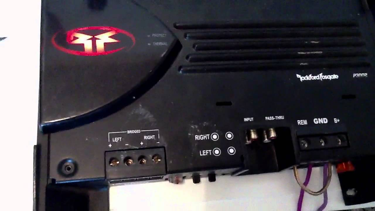 How to Hook up a Powered Subwoofer with Pre-Out - Hook up a Subwoofer