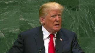 Trump emphasizes US sovereignty in UN speech