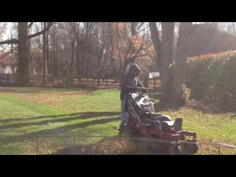 Delaware grass cutting