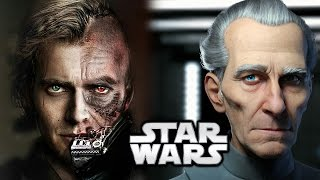 Did Tarkin Know Darth Vader Was Anakin Skywalker? (Canon) - Star Wars Explained