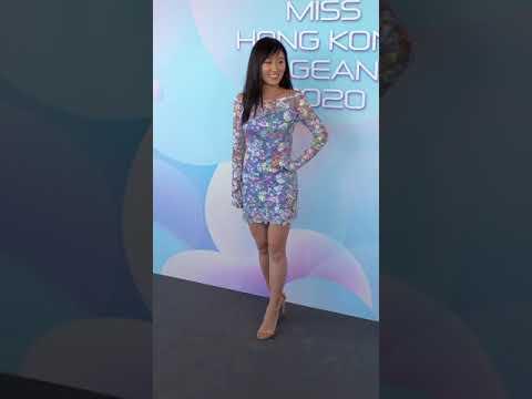 2020香港小姐競選首輪面試 魔方君帶你看 #37 麥淑螢Mary(26歲)