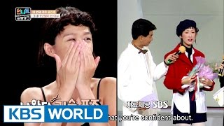 The reason why Hong Jinkyung became a model [Sister's Slam Dunk/2016.11.18]