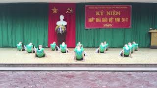 Tiểu học Đông Thành - Erobic Ước mơ Thần tiên - BĐ Thu Hoà