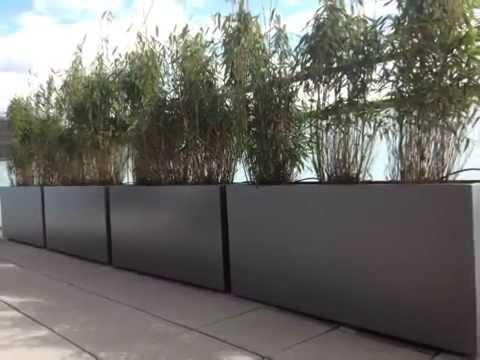 image 39 in jardini res sur mesure avec roulettes am nagement d 39 une terrasse au luxembourg muet. Black Bedroom Furniture Sets. Home Design Ideas