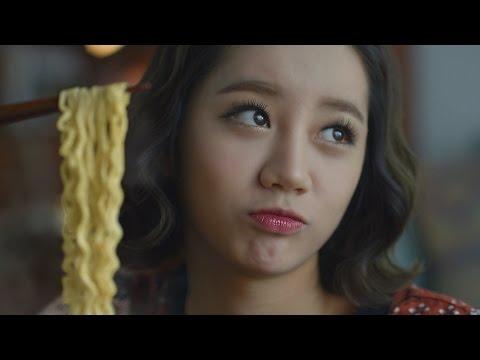 [농심 너구리] 걸스데이 '혜리', '강하늘' TV CF
