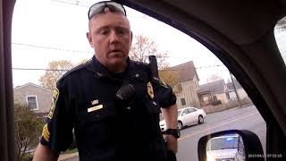 Attempted Insurance Fraud / Assaulted by Cop / Dash Cam saves the day!