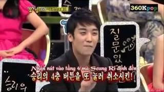 vietsub Strong heart Teayoung BigBang ep35