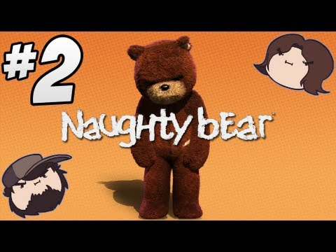 Baixar Naughty Bear: Right to Bear Arms - PART 2 - Game Grumps