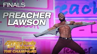 Preacher Lawson: Funny Comedian Describes Men Vs. Women - America's Got Talent: The Champions