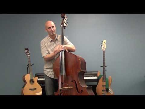 Sam Johnson San Diego Bass, Guitar, & Piano Teacher at Bertrand's Music