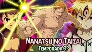 Nanatsu No Taizai Temporada 3? – Novo OVA